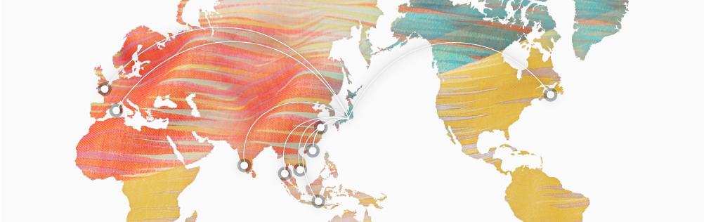 「海外拠点」イメージ画像